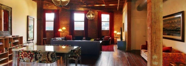 Vintage e fantasy in un attico lussuoso agenzia for Attico a manhattan