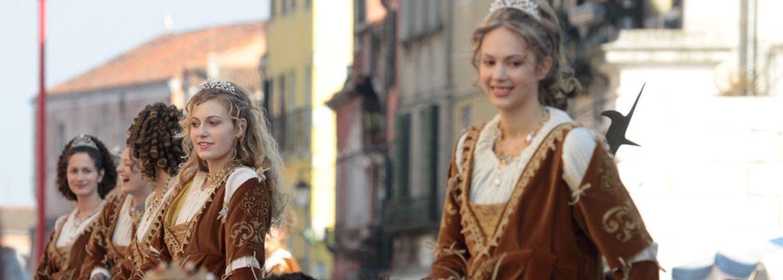 Carnevale di Venezia: la Festa delle Marie e il Volo dell'Angelo