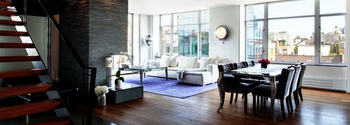 Penthouse in Chelsea Mercantile Katie Holmes