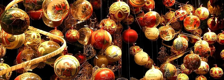 Addobbi natalizi - mercatini di natale